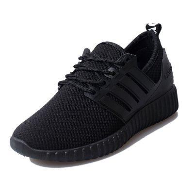 Spring New Flat Bottom Fashion Breathable Sports Shoes