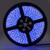 LED Strip Waterproof SMD2835 for Home Outdoor Decor 5M - BLEU