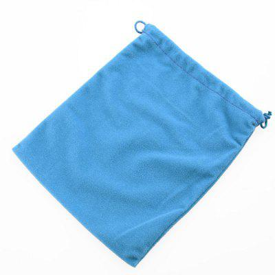 Pocket Lint Drawstring Bags Hanging Bag Folding Travel Bag of Debris in Order