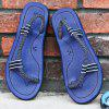 Summer New Casual Men's Feet Slippers - SAPPHIRE BLUE