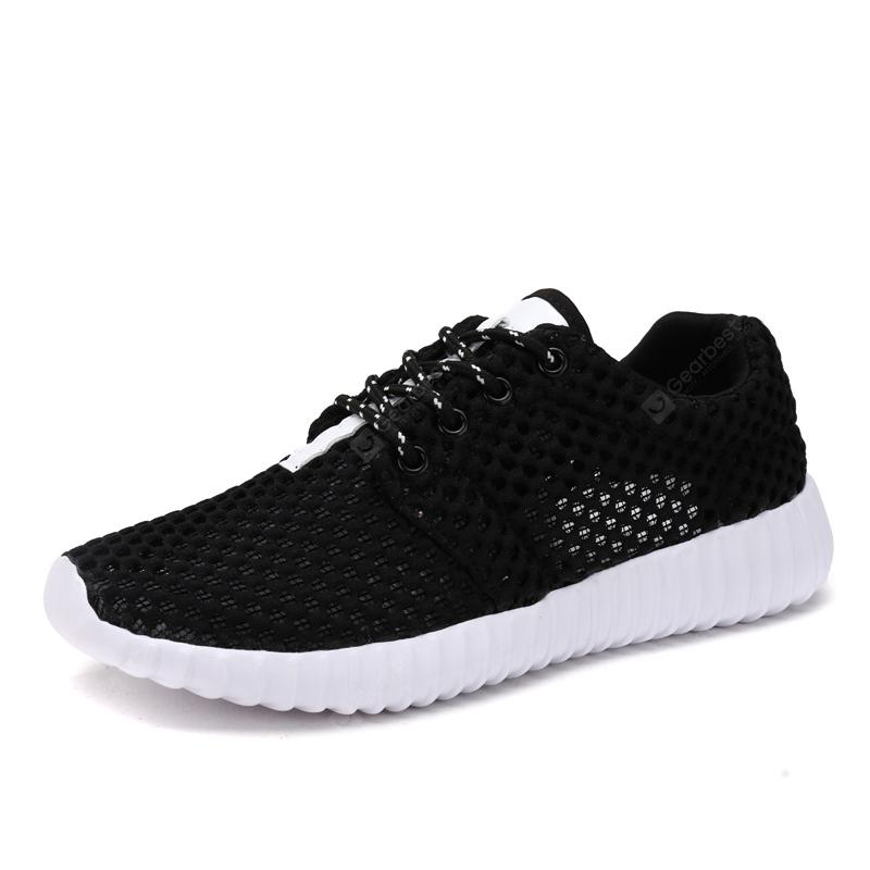 Men's Summer New Breathable Thin Section Mesh Sports Shoes