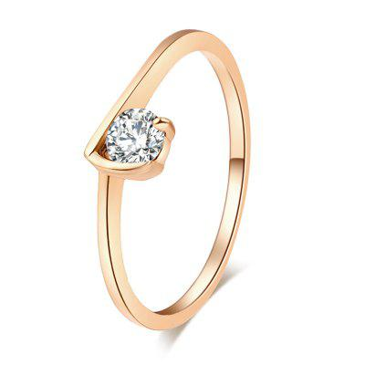 Belle Harbour Exquis Zircon Ring J0321