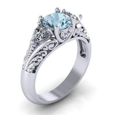 Hot Creative Sapphire Ring
