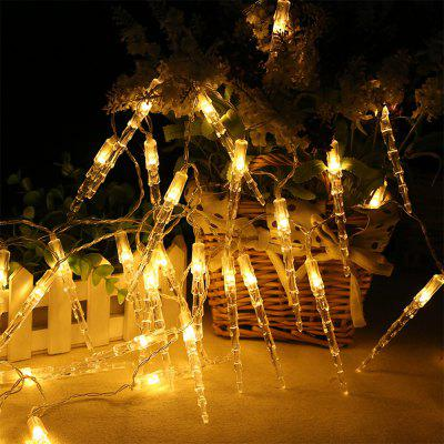 LED Ice Box Battery Home Decoration Lights