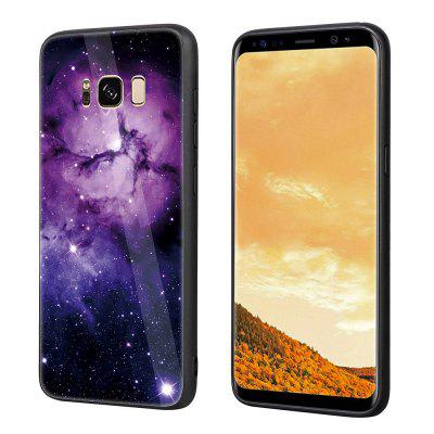 Tempered Glass Shockproof Case for Samsung Galaxy S8