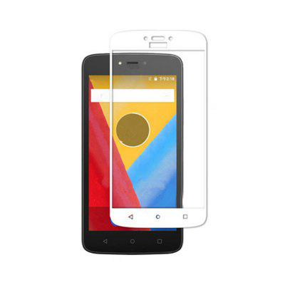 9H 2.5D High Definition Glass Protective Film For MOTOROLA MOTO C