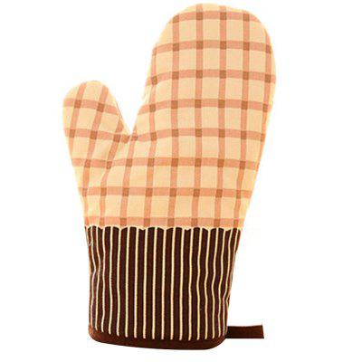 New Thickened Insulation High Temperature Microwave Oven Gloves
