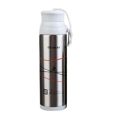 Fashion Stainless Steel Vacuum Thermos Cup
