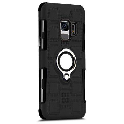 Voor Samsung Galaxy S9 360degree Case TPU + pc Materiaal Cover