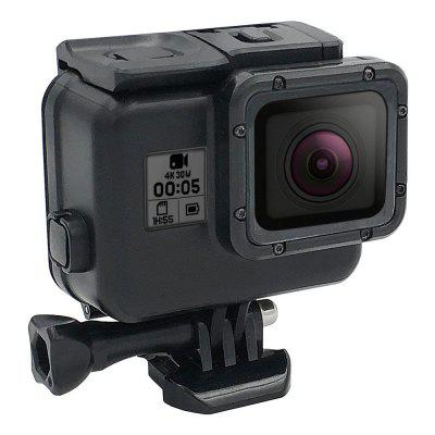 60M Waterproof Housing Case with Touch Back Door Cover for Gopro Hero 5