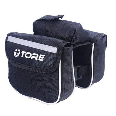 Strong Bike Riding Equipment Saddle Bag