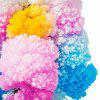Creative DIY Colorful Rainbow Paper Tree Blossom Model Toy - MULTI