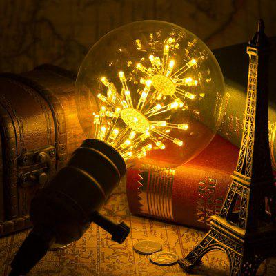 BRELONG G95 E27 3W 47LED Vintage Edison Starry Firework Bulbs  220 -240V