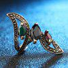 Women'S Exquisite Vintage and High Quality Resin Ring - MULTI