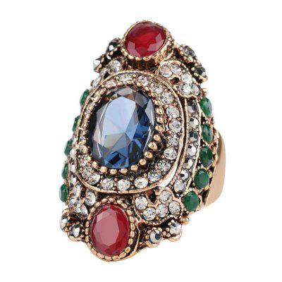 Stylish and Luxurious with A Turkish Style Ring