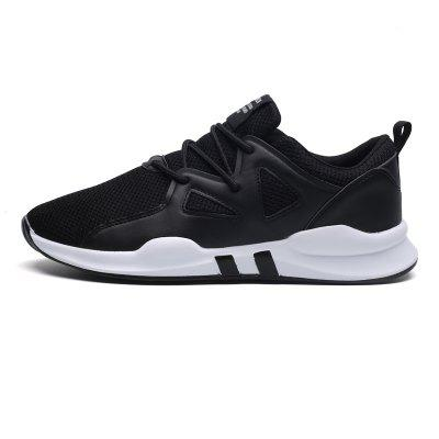 2018 Summer New Sports Mesh Shoes Breathable Light Running Men's Shoes