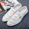 New Spring Fashion Men's Lazy Shoes - MILK WHITE