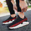 Spring Retro Men's Korean Sports Shoes Tide Shoes - FERRARI RED