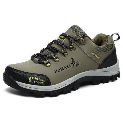 HOMASS Men Casual Hiking Water Outdoor Mesh Climbing Breathable Shoes