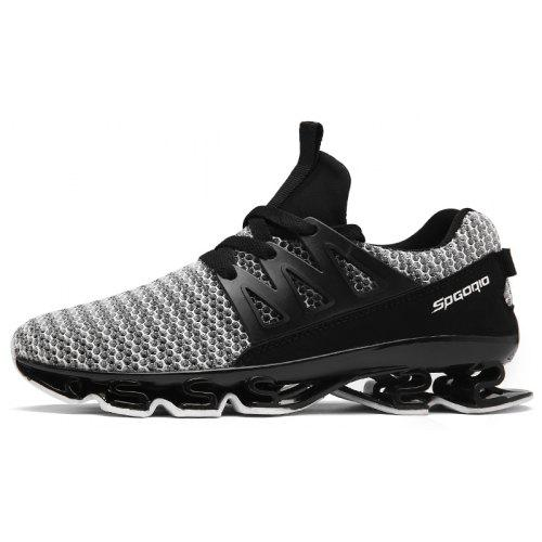 Fashion Men's Big Size Sport Springblade Shoes Athletic Sneakers Running Shoes