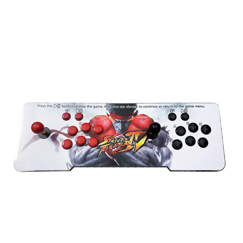1220 Video Games Arcade Console Machine Double Joystick Pandora's Box mccxx VGA HDMI 8