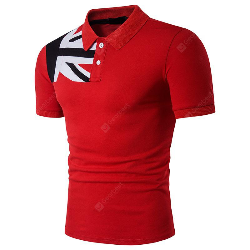 Men's Comfy T Shirt Short Sleeve Breathable Casual Soft Top