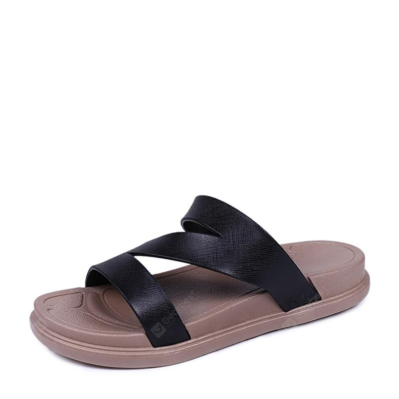 Ms Indoor and Outdoor Leisure Wear Non-slip Cool Slippers