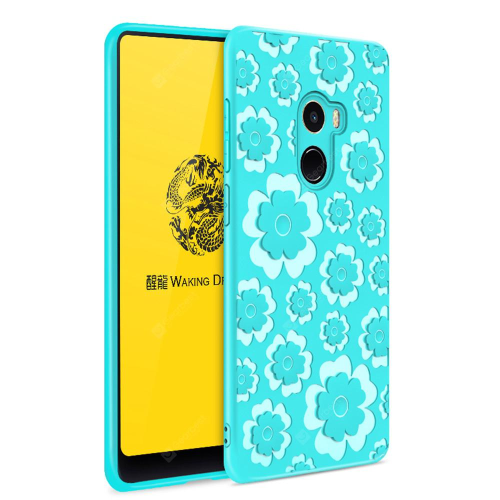 Cover Case for Xiaomi Mix 2 Soft Silicone TPU Full Protective Shockproof Phone