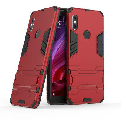 Armor Case for Xiaomi Redmi Note 5 Pro Shockproof Stand Cover