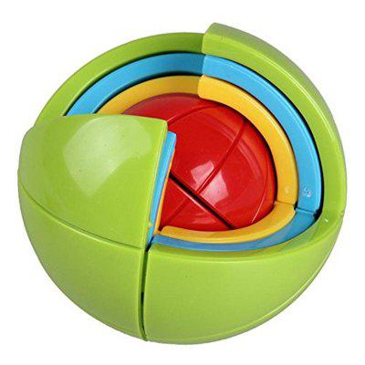 Wisdom Ball 3D Intelligentie Game Magic Puzzle DIY Toys voor speelgoed