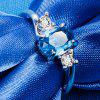 The New Model Simple and Stylish Sapphire Ring - SILVER