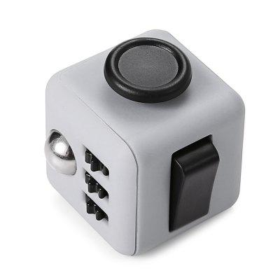 Decompression Magic Cube Dice Compressive Stress Reliever Cubo Magic Speed Puzz
