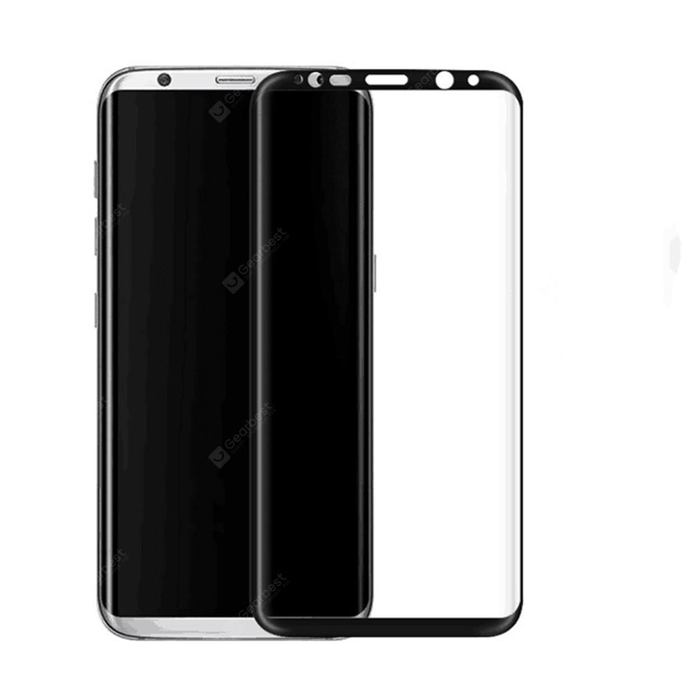 3D Curved Full Cover Tempered Glass Protective Film for Samsung Galaxy S8