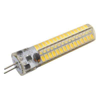 Super Bright G4 Silica Gel Light Corn Lampada AC / DC 12-24V 120LEDS 5730 SMD Lampadina
