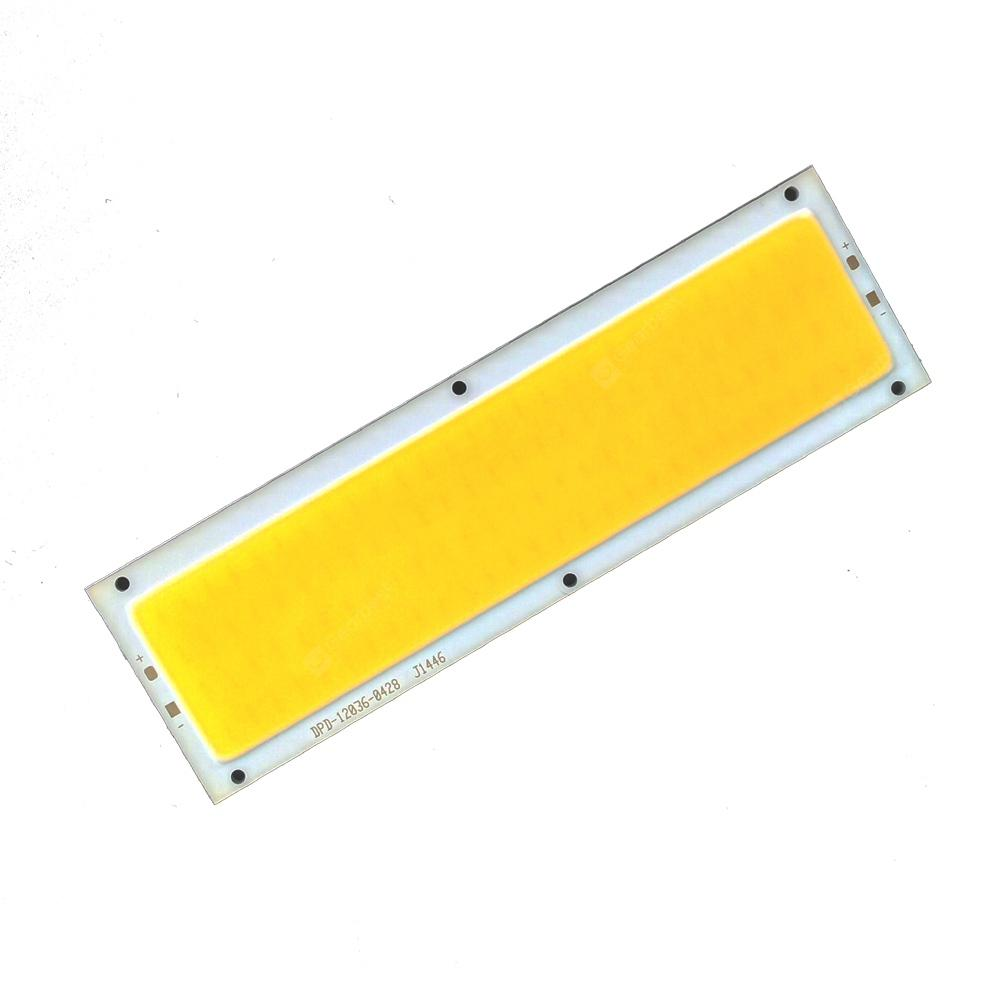 ZDM DIY 7W 700LM LED Square Integrated Light Source Board (DC12-14V 580mA)