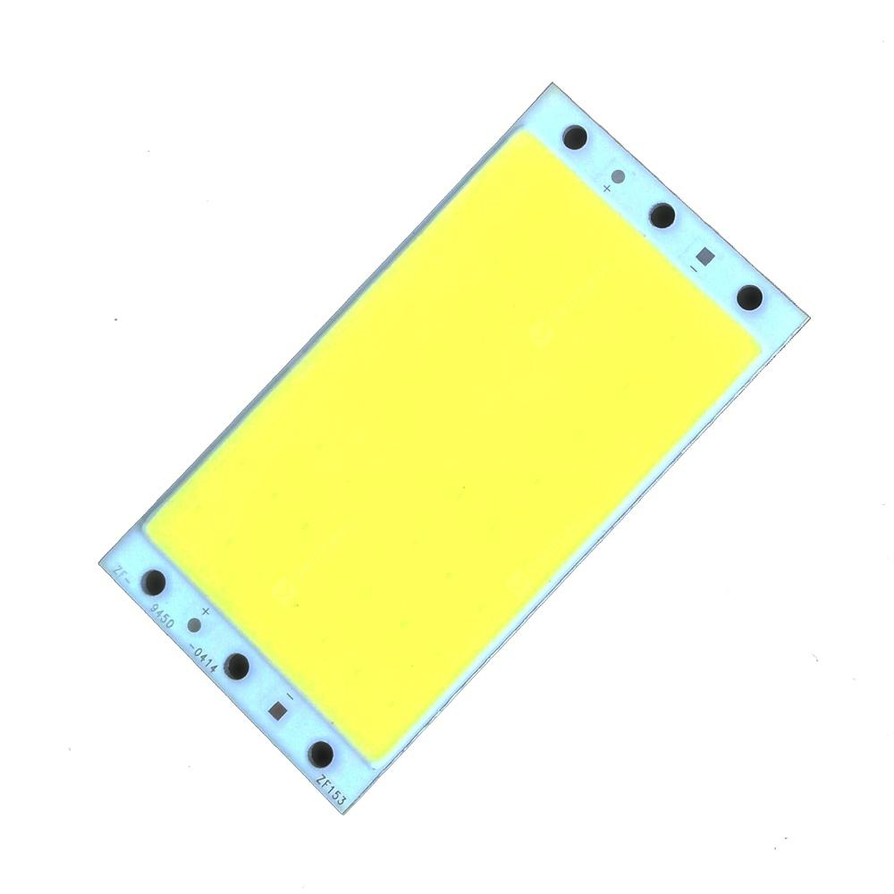 ZDM DIY 20W  LED Square Integrated  Light Source Board (DC12-14V 1600mA)