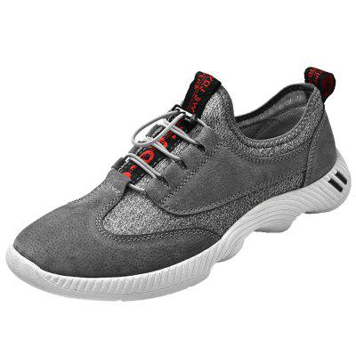 Men Outdoor Fashion Hiking Mesh Breathable Shoes