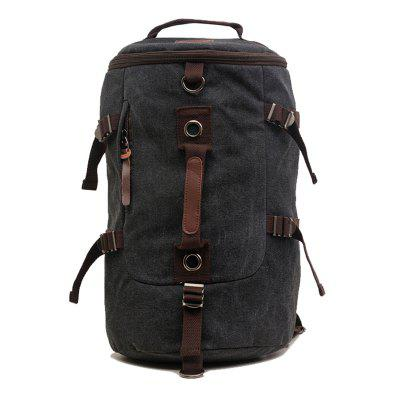 Durable Light and Soft Canvas Backpack Travelling Bag with High Capacity