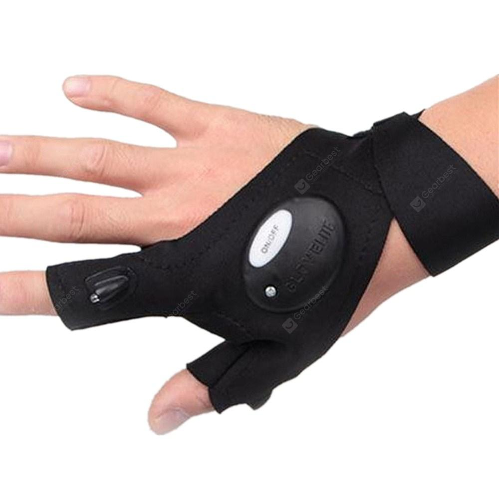 Outdoor Sports LED Lights Glove