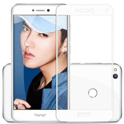 Screen Protector Full Coverage per Huawei P8 Lite 2017 / Honor 8 Lite