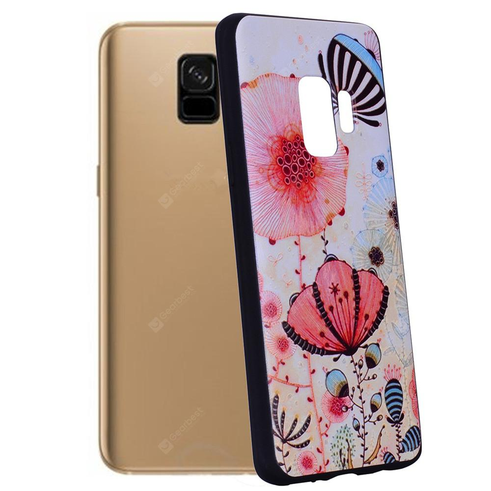 Case for Samsung Galaxy S9 Powder Soft TPU Mobile Phone Protector