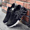 Fashion Trend New Men's Sports Shoes - BLACK