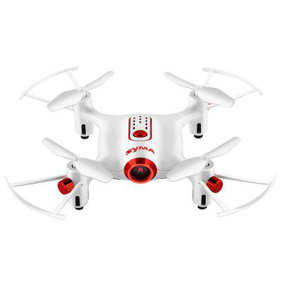 SYMA X20W Mini RC Drone RTF WiFi Camera FPV Real-time Transit / Altitude Hold