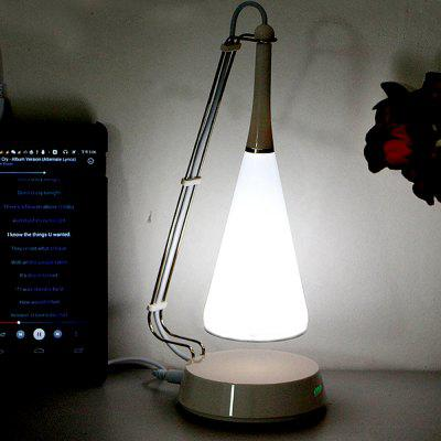YWXLight LED Touch Sensor Table Lamp Bluetooth Speaker Light Night Light