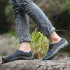 ZEACAVA Casual Mesh Light Weight Slip On Shoes - DARK GRAY