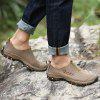 ZEACAVA Casual Mesh Light Weight Slip On Shoes - CAMEL BROWN