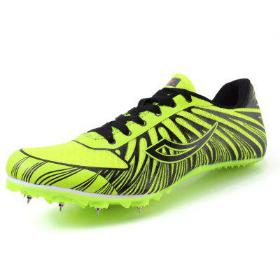 Training Spike Nail Shoes Sprint Athletic Outdoor Casual Running Sport Sneakers