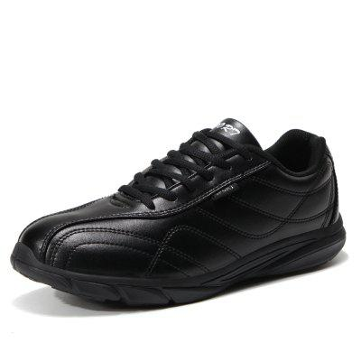 Plus Size Lace Up Shoes Sprint Athletic Outdoor Casual Running Sport Sneakers
