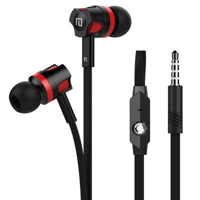 Langsdom JM26 Headphone with Mic for Mobile Phone