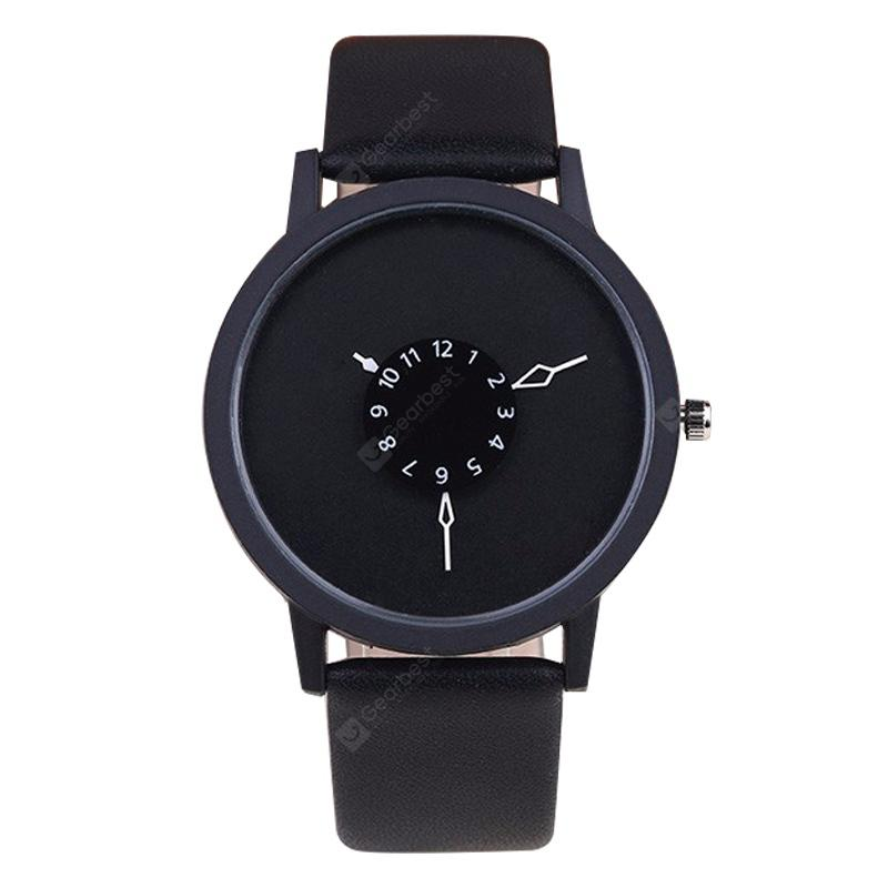 ZhouLianFa Simple Casual Ladies Watch Fashion Accessories